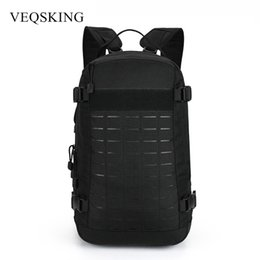 Military Day Packs Australia - 25L Military Tactical Backpack Waterproof 3 Days Assault Pack Unisex Trekking Camouflage Bag Outdoor Climbing Bag 3 Colors #109170