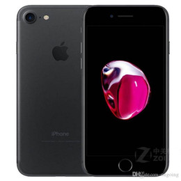 multi iphone NZ - Original iPhone 7 Plus 4G LTE Quad core 5.5inch IOS10 3G RAM 128G ROM Unlocked Fingerprint refurbished Phone without Touch ID