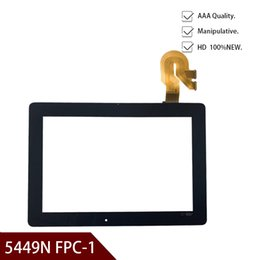 tablet pc for parts NZ - Original For ASUS MeMO Pad FHD 10 ME301 ME302 ME302C ME302KL K005 K00A Tablet PC Touch Screen Digitizer Glass 5449N FPC-1 Parts