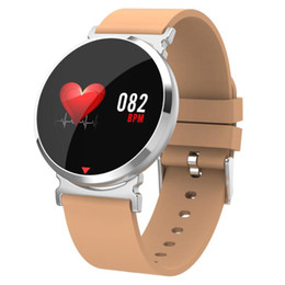 $enCountryForm.capitalKeyWord Australia - Fashion E28 smart watch color screen heart rate blood pressure sleep monitoring IP67 step multi-function sports smart bracelet