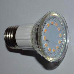 Wholesale 5PCS Lot AC230V E14 3W LED Spot Lights 220V E27 Bulb Lamp 240V Led Spotlight GU10 Warm White Pure White Free Shipping