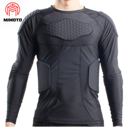 breathable motocross gear NZ - Motorcycle Armor Motocross Off-Road Racing Biker Elasticity Clothing ATV Protective Gear Breathable Body Armor Jacket