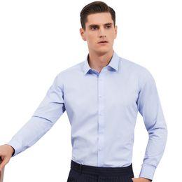 $enCountryForm.capitalKeyWord Australia - Men's Easy-care Standard-fit Dress Shirt Breathable Formal Business Long Sleeve Solid Basic Designed Shirts