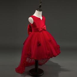 2a0a1f5ffc1 8 Photos Acheter en ligne Robes de soirée pour filles 12 ans-Robe de fille  de fleur