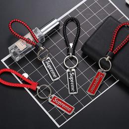 سوب حزام الهاتف الخليوي الحبل سحر الأشرطة الأزياء حقيبة اكسسوارات السيارات حزام قلادة قلادة الإبداعية المد والجزر العلامة التجارية SUP المفاتيح