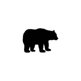 $enCountryForm.capitalKeyWord UK - Animal Car Sticker Bear Grizzly Vinyl Car Packaging Label Accessory Product Decorative Decal
