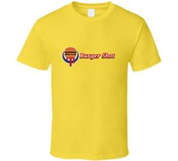 Auto Shoot Australia - Burger Shot Restaurant Grand Theft Auto GTA T ShirtFunny free shipping Unisex Casual Tshirt