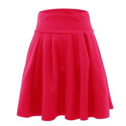 33ffc4597c Nuevo Verano OL Estilo Sexy Falda para niña dama Coreana Corta Patinador  Moda Femenina Mini Falda Ropa de Mujer Bottoms