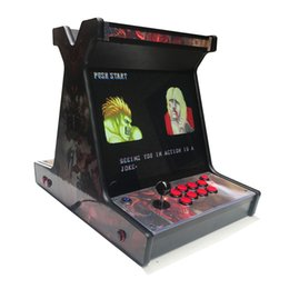 China made in china mini arcade game machine using multi game board pandora's 9D suppliers