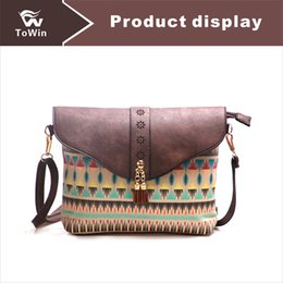 sling tote bags wholesale Canada - Lady Purses Women Handbag Messenger Bags Casual Small PU Single Shoulder Bag Mothers Day Gift Bags Girls Tote Wallet Sling Bag Free Shipping