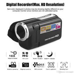 "$enCountryForm.capitalKeyWord NZ - DV180 Camera Black 16MP Mini Video Camera With 1.5"" TFT Screen 8X Digital Zoom Camcorders"