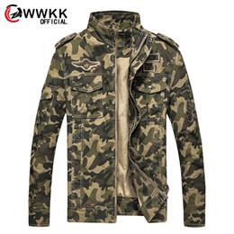 $enCountryForm.capitalKeyWord Australia - WWKK Men Sun-Protective Bomber Zipper Jacket Army Tactical Clothing New Light-Weight Waterproof Camouflage Windbreakers