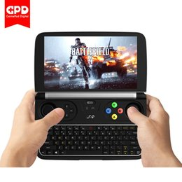 $enCountryForm.capitalKeyWord Australia - New GPD WIN 2 6 Inch Handheld Gaming Laptop Intel Core m3-7Y30 Windows 10 System 8GB RAM 128GB ROM Pocket Mini PC Laptop