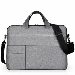 Discount hp inch tablet 14 15.6 inch Computer Laptop Bag Briefcase Handbag for xiaomi Dell Asus Lenovo HP Acer Macbook Air Pro Handbags hot
