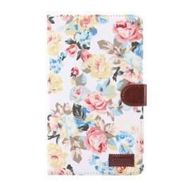 M1 Tablets Australia - 30PCS Tri-folding Tablet PC Fabric Leather Case with Card Slot for Huawei Mediapad M3 Lite 8.0 CPN-L09 CPN-W09 CPN-AL00 Flip Cover+Stylus
