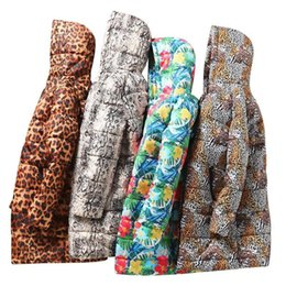 $enCountryForm.capitalKeyWord Australia - 2019 Spring Autumn Slim Snake Pattern Womens Jackets Coats Parkas Women's Parkas Female Coat For Women Plus Size