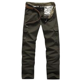 $enCountryForm.capitalKeyWord UK - Season Men's Leisure Time Trousers Man Work Clothes More Pocket Pure Cotton Male Pants