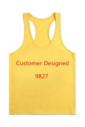 Musculation Men online shopping - Musculation Vest Bodybuilding Clothing And Fitness Men Undershirt Solid Tank Tops Blank Men Gym Tank