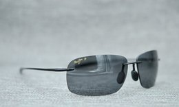 SunglaSSeS man polariSed online shopping - Breakwall Gloss Black Unisex Sunglasses Glasses Polarised
