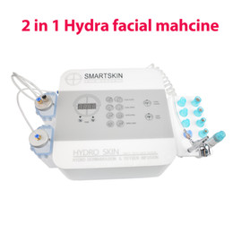 Portable hydra facial hydrodermabrasion machine oxygen infusion and gentle exfoliation for spa salon beauty home use on Sale