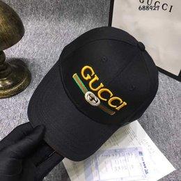 Fallen Hats Australia - Fashion Designer Mens Baseball Caps New Brand logos Hats Men Women casquette Sun Hat Sports hats for Men Women Embroidery Caps