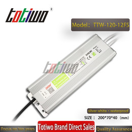 $enCountryForm.capitalKeyWord Australia - TOTIWO IP67 Waterproof AC110V AC220V to DC 12V 10A 120W Switching SMPS Power Supply LED Driver Waterproof Transformers constant voltage