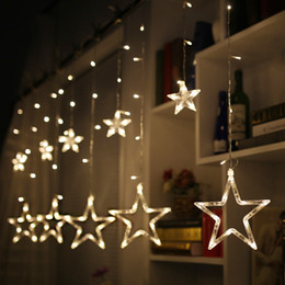 $enCountryForm.capitalKeyWord UK - 12 Stars Led Lamp Decor New Year 2020 Christmas Decorations for Home Outdoor String Lights Ornaments Navidad 2019 Natal. Q