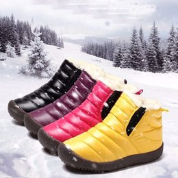 quality christmas boot Australia - 2019 High-quality Kid Boys girls children baby warm snow boots Teenage Students Snow Winter boots with box Children's Christmas Gifts