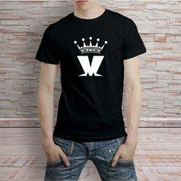 Pop Tees Australia - Madness Band Logo English Ska Pop Band T-Shirt Men's Tee Men Women Unisex Fashion tshirt Free Shipping