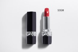 Natural Coloured Lipstick Australia - Dose of Colors Lip Makeup Mini Dr Beauty 028 Red Rouge Lipstick Couture colour From Satin to Matte Metal Comfort Wear Lipsticks