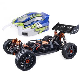$enCountryForm.capitalKeyWord UK - High Quality ZD Racing 9020-V3 1 8 4WD 70km h High Speed Buggy Remote Control Cars 120A ESC 4274 Brushless Motor Rcing Car