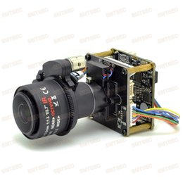 5x Zoom Camera Australia - Motorized 5x Zoom Lens WDR 2MP IP Camera Module Panasonic 34229 Hi3516A CCTV Smart Security IPC Main Board PCB SIP-E229AML-27135