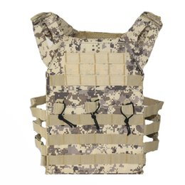 triple gear Australia - Tactical Equipment JPC Molle Vest Airsoft Paintball Hunting Vest Plate Carrier Vest Military Gear Body Armor