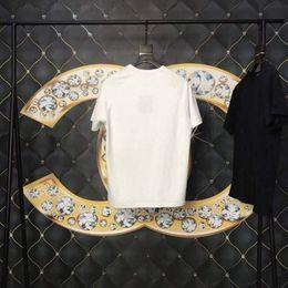 $enCountryForm.capitalKeyWord Australia - Fashion-Spring Summer 2019 Europe France Paris High Quality Allover Dim Shadow Print Tshirt Fashion Men Women T Shirt Casual Cotton Tee