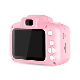 $enCountryForm.capitalKeyWord Australia - Mini Kid Cameras 2MP HD Projection Digital Camera Portable Cute Neck Child Kids Digital Camera