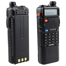 $enCountryForm.capitalKeyWord Australia - Baofeng UV-5R Dual Band UHF VHF Radio Transceiver W Upgrade Version 3800mah Battery With Earpiece - Built-in VOX Function