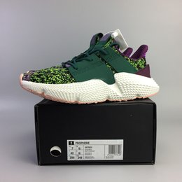 Half sport sHoe online shopping - 2019 new DRAGON BALL Z x Originals Prophere Running Shoes Best Quality Mens And Womens Sports Shoes Size with half a yard
