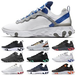 $enCountryForm.capitalKeyWord Australia - React Element 55 Running Shoes Black Tint Game Royal Midnight Navy Undercover X Upcoming Women Mens Sports Sneakers designer 36-45