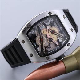 $enCountryForm.capitalKeyWord Australia - Luxury Skull sport Watches men Quartz Watches Silica Gel Strap quartz watch Fashion Skeleton men's Quartz Watches Wholesale 11