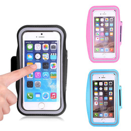 Acer Cases Australia - Armband For Acer Liquid E3 E380 Case Sports Running Arm Band Cell Phone Holder Case For Acer Liquid Gallant E350 Phone Cases