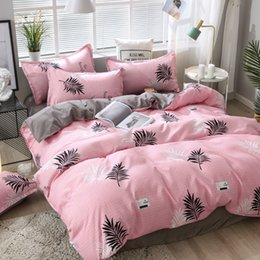 cartoon shaped beds NZ - designer bed comforters sets Bedding Set 100% Polyester Fiber Housewear Furnishings Various Branch Shapes With Light Quality Sets