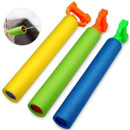Toddlers Pool NZ - Swimming Pool Spray Gun Pool Accessories Toddler Toys 3 Years Baby Swim Toys Children's Water Gun High-pressure Pull Water