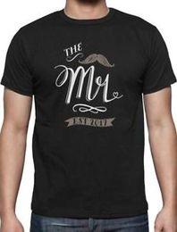 $enCountryForm.capitalKeyWord Australia - The Mr. Est. 2017 Wedding Gift for Couples - Newlywed T-Shirt The Husband