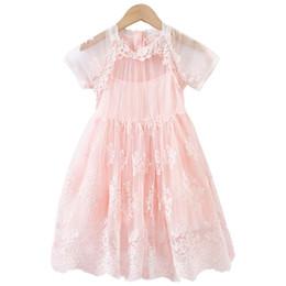 d5e272f3664 Fluffy Lined Dress Short UK - 2019 summer dress princess dress for girls