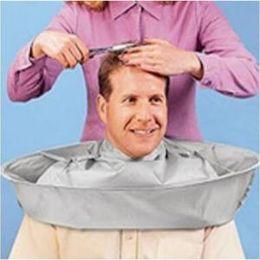 $enCountryForm.capitalKeyWord Australia - Foldable Hair Cutting Cloak Barber Nylon Cloth Home Salon Hair Cutting Trimming Cover Haircut Tool LLA140