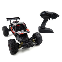 $enCountryForm.capitalKeyWord UK - wholesale SL -156A 1 18 4WD 2.4GHz 16km h Independent Suspension Spring Bigfoot Car Remote Control Model Off Road Vehicle RC Car