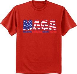 $enCountryForm.capitalKeyWord Australia - MAGA T-shirt Trump 2020 Build The Border Wall Construction America FirstCool Casual pride t shirt free shipping funny tops