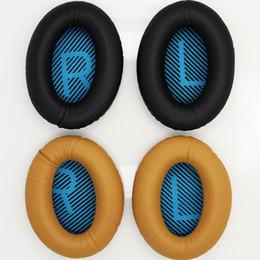 Auricolari di ricambio Cuscinetti auricolari cover Universale Per BOSE QC15 QC25 QC35 QC2 AE2 Cuffie senza fili in Offerta