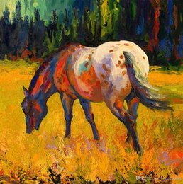 Art Canvas Prints Australia - YJ ART best-end-of-an-appy print Unframed Modern Canvas Wall Art for Home and Office Decoration, Animal painatings ,Frame painting MRR107