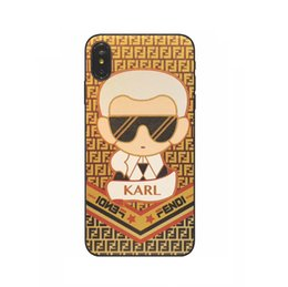 Iphone 6s Case Men NZ - Luxury Phone Cases for IPhoneX XS IPhone7 8plus IPhone7 8 6 6s 6 6sP Designer Iphone Case for Fashion Man Commemorative Collector's Edition